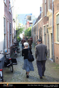 A Few Days Like No Others - Leiden 13