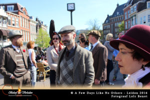 A Few Days Like No Others - Leiden 17