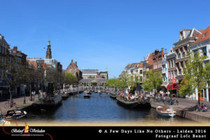 A Few Days Like No Others - Leiden 57